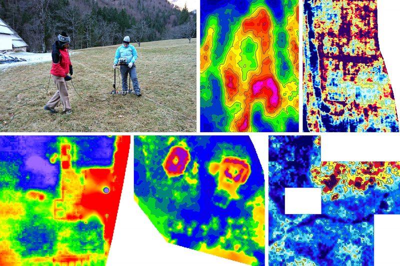 Geoelektrično kartiranje - Gearh